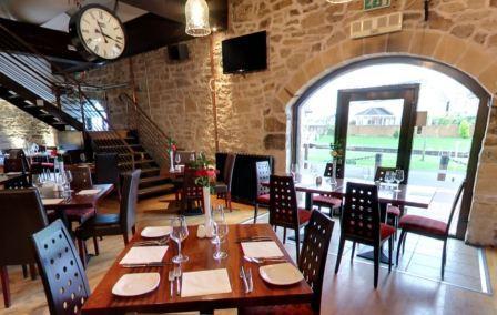 Gambero Rosso Restaurant