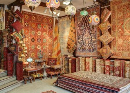 An Array of Carpets and Rugs