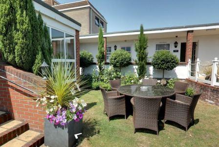 The Sunny Garden