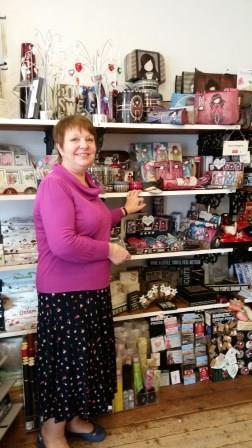 Hazel Newson of Dandelion Gifts