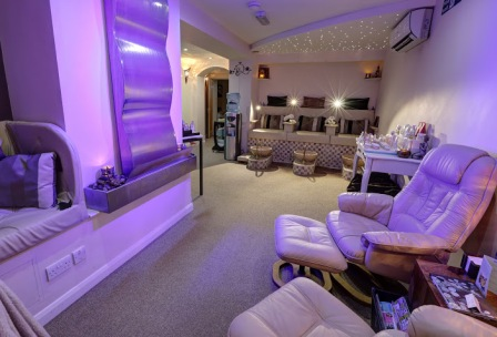 Relax at the House of Beauty