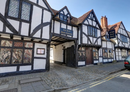 The King's Arms Hotel, Old Amersham